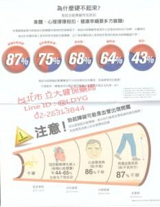 [衛教手冊] 硬度愛經 性愛藍皮書  IIEF-5 國際勃起功能指標量表 EHS 勃起硬度級別 (3)